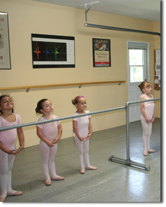 Private Ballet Lessons Palmetto Bay Karen Kennedy